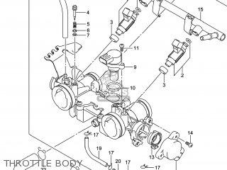 Suzuki GW250 INAZUMA 2014 (L4) USA (E03) parts lists and