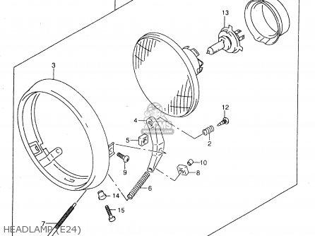 Suzuki Gz 250 Marauder Wiring Diagram Suzuki GZ250 Wiring