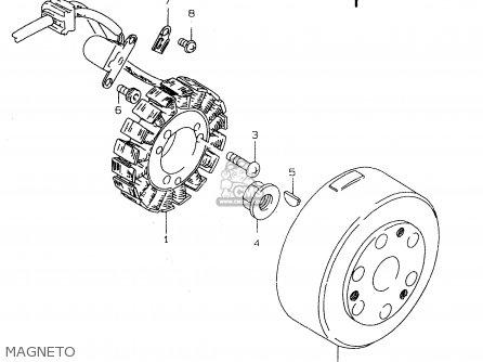 Suzuki GZ250 1999 (X) (E01 E02 E04 E17 E18 E22 E24 E25 E34