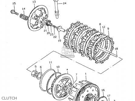 Suzuki GZ250 2000 (Y) (E01) parts lists and schematics