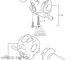 Suzuki GZ250 MARAUDER 2002 (K2) USA (E03) parts lists and