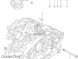 Suzuki GZ250 MARAUDER 2003 (K3) USA (E03) parts lists and