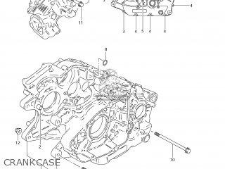 Suzuki GZ250 MARAUDER 2010 (L0) USA (E03) parts lists and