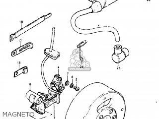 Suzuki JR50 1978 (C) USA (E03) parts lists and schematics