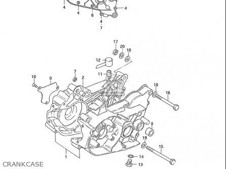Suzuki Lt50 Engine Diagram, Suzuki, Free Engine Image For