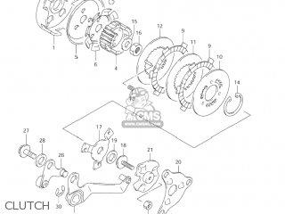 Suzuki JR50 2000 (Y) USA (E03) parts lists and schematics
