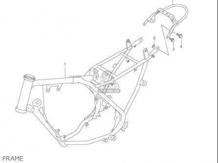 Suzuki Jr80 2001-2004 (usa) parts list partsmanual partsfiche