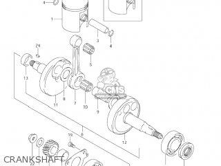 Suzuki JR80 2002 (K2) USA (E03) parts lists and schematics