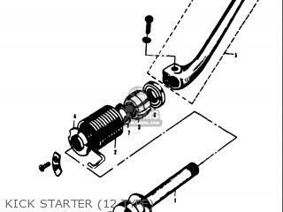 Suzuki K10 K11 K15 1968 USA (E03) parts lists and schematics
