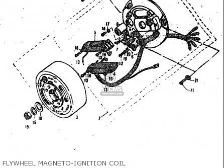 Suzuki K10p K11p K15p 1968 Usa parts list partsmanual