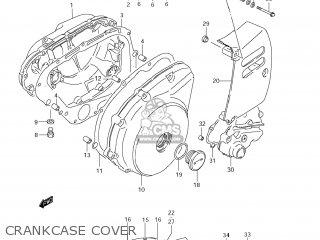 Suzuki LS650 BOULEVARD S40 2009 (K9) USA CANADA (E03 E28