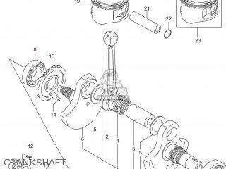Suzuki LS650 BOULEVARD S40 2014 (L4) USA (E03) parts lists