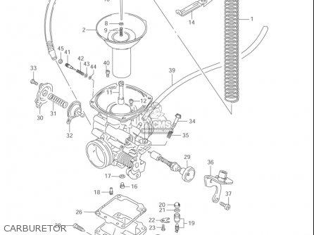 Suzuki S Amp P 400 Wiring