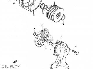 Suzuki Ls650 Savage 1986 (g) Usa (e03) parts list