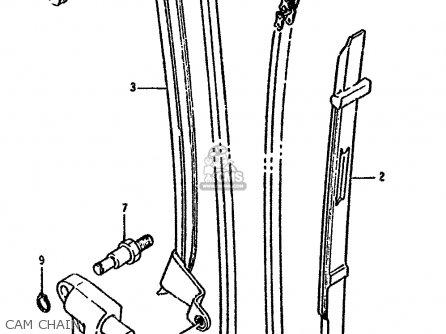 Suzuki LS650P 1986 (G) (E02 E04 E15 E16 E17 E18 E21 E22