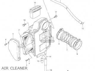 Suzuki LS650P SAVAGE 1998 (W) USA (E03) parts lists and