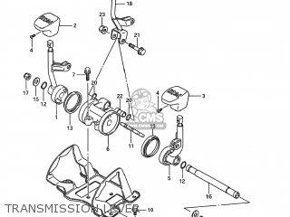 Suzuki LT-4WD QUAD RUNNER 1987 (H) USA (E03) QUADRUNNER