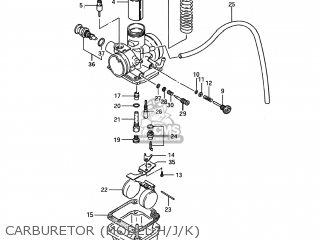 Suzuki LT-4WD QUAD RUNNER 1994 (R) USA (E03) QUADRUNNER