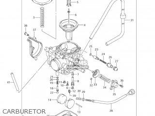 Suzuki LT-A400F EIGER AUTO 4WD 2004 (K4) USA (E03) LTA400F