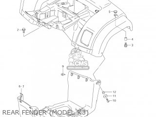 Suzuki LT-A400FC EIGER AUTO 4WD 2004 (K4) USA (E03