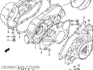Suzuki LT-A500F VINSON 4WD 2003 (K3) USA (E03) LTA500F LT