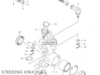 Suzuki LT-A700X KING QUAD 2005 (K5) USA (E03) KINGQUAD