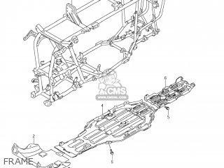 Suzuki LT-A700X KING QUAD 2009 (K9) USA (E03) KINGQUAD