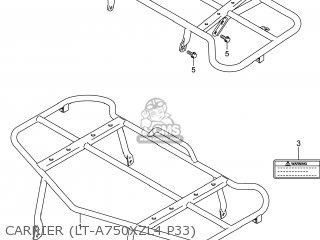 Suzuki LT-A750XZ KING QUAD 2014 (L4) USA (E03) KINGQUAD