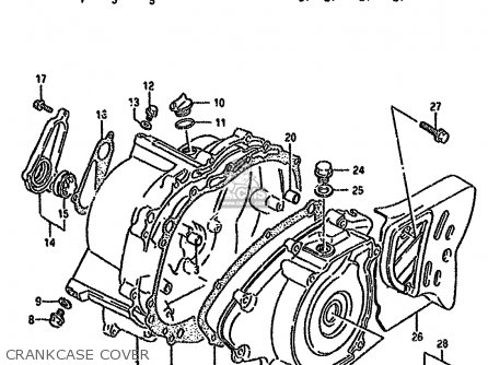 Suzuki Lt-f160 1994 (r) parts list partsmanual partsfiche