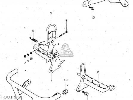 89 Suzuki Quadrunner 250 Wiring Diagram 89 Suzuki 250 4