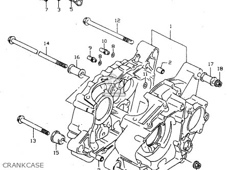 Suzuki Lt-f160 1998 (w) parts list partsmanual partsfiche