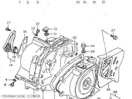 Suzuki Lt-f160 1999 (x) parts list partsmanual partsfiche