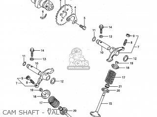 Suzuki LT-F160 QUAD RUNNER 1991 (M) USA (E03) QUADRUNNER