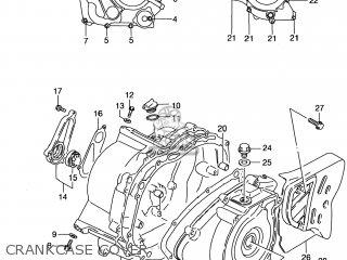 Suzuki LT-F160 QUAD RUNNER 2001 (K1) USA (E03) QUADRUNNER