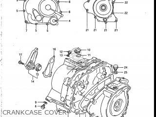 Suzuki LT-F230 1986 (G) USA (E03) LTF230 LT F230 parts
