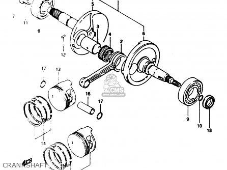 Suzuki Lt-f250 1988 (j) parts list partsmanual partsfiche