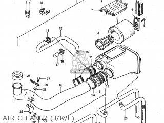 Suzuki LT-F250 QUAD RUNNER 1994 (R) USA (E03) QUADRUNNER