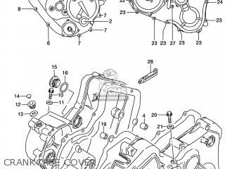 Suzuki LT-F250 QUAD RUNNER 2WD 2001 (K1) USA (E03