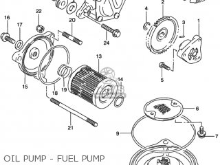 Suzuki LT-F250F QUAD RUNNER 2WD 2000 (Y) USA (E03
