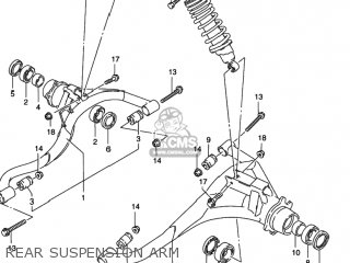 Suzuki Lt-f4wdx King Quad 1996 (t) Usa (e03) Kingquad King