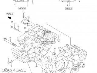 Suzuki LT-Z400 QUAD SPORT 2003 (K3) USA (E03) QUADSPORT