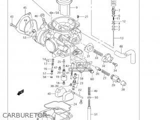 Suzuki LT-Z400Z QUAD SPORT 2008 (K8) USA (E03) QUADSPORT