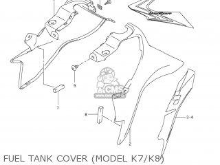 Suzuki LT-Z90 QUAD SPORT 2007 (K7) USA (E03) QUADSPORT