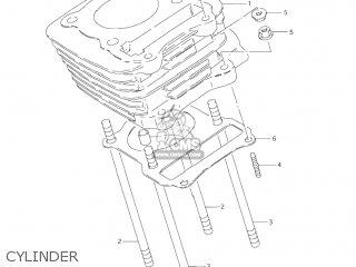 Suzuki LT160 QUAD RUNNER 2004 (K4) USA (E03) QUADRUNNER