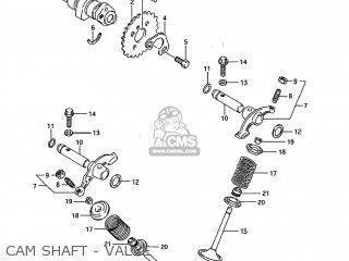 Suzuki LT160E QUAD RUNNER 1989 (K) USA (E03) QUADRUNNER