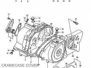 Suzuki LT160E QUAD RUNNER 1991 (M) USA (E03) QUADRUNNER