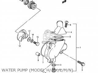 Suzuki LT250R QUAD RACER 1986 (G) USA (E03) QUADRACER QUAD
