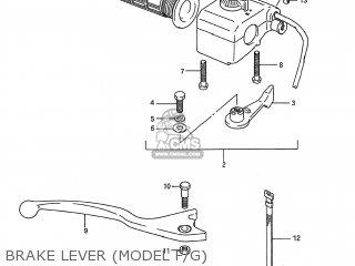 Suzuki LT250R QUAD RACER 1988 (J) USA (E03) QUADRACER QUAD