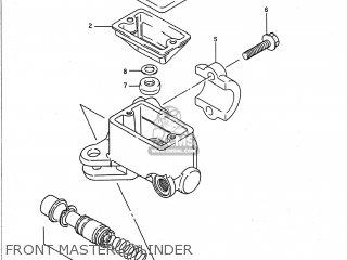 Suzuki LT250S QUAD SPORT 1989 (K) USA (E03) QUADSPORT QUAD