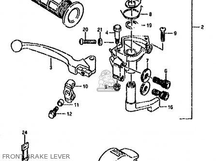 Suzuki Lt80 Wiring Schematic Suzuki Motorcycle Rectifier